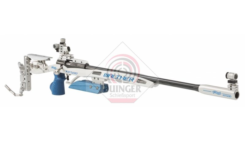Weltneuheit – Walther KK500