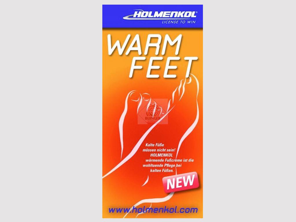 Nie mehr kalte Füße!