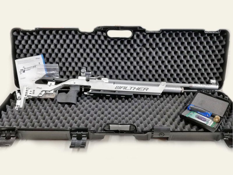 gebrauchtes Walther Luftgewehr 400 Competition