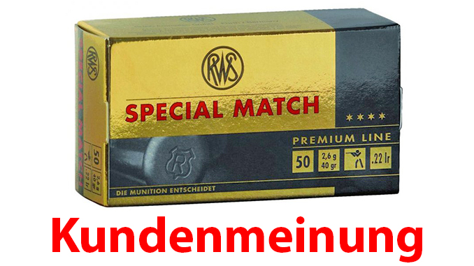 RWS Special Match Kundenmeinung